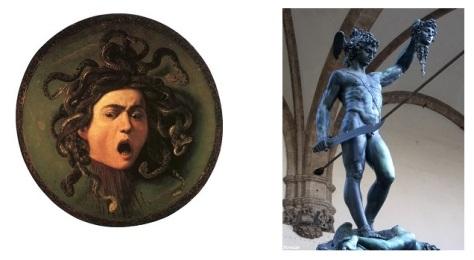 Caravaggio-Cellini