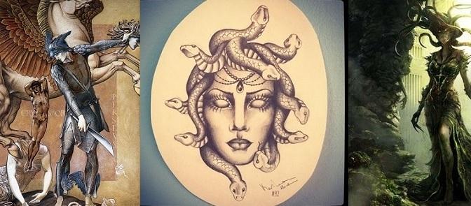 Il Mito di Medusa