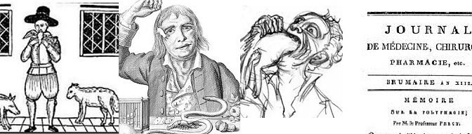 La Storia di Tarrare – l'uomo che mangiava animali vivi