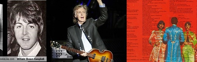 La Morte di Paul Mc Cartney – Storia di una famosa leggenda